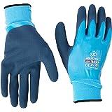 UCI AQUATEK Dual Coated Latex Gloves - X Large - 1 Pair
