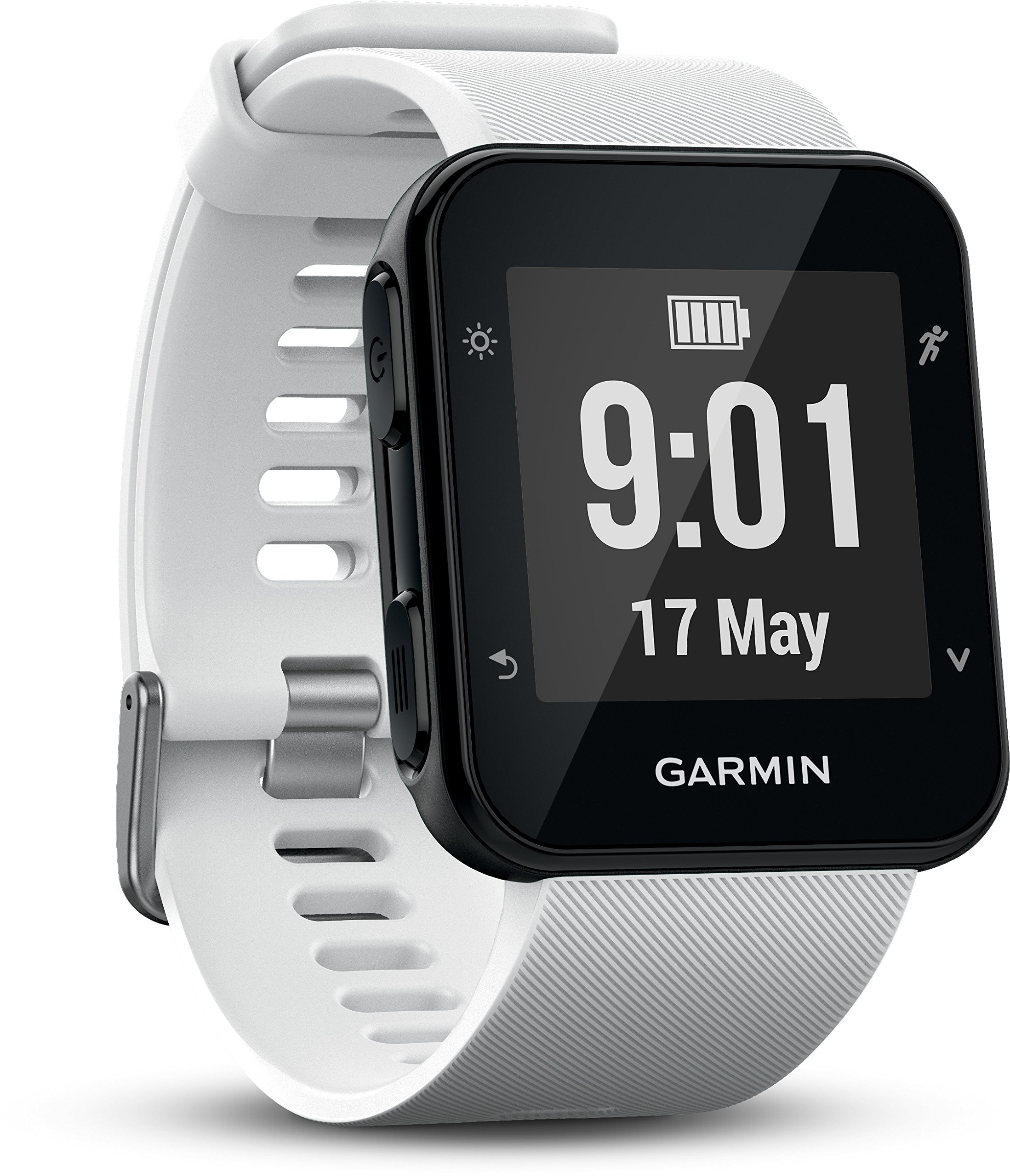 91A02iPiYdL - Garmin Forerunner 35 GPS Running Watch with Wrist-Based Heart Rate and Workouts,010-01689-12