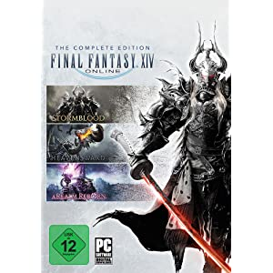 FINAL FANTASY XIV® Online Complete Edition [PC CODE] Standard  | PC Code