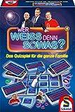 """Schmidt Spiele 49356"""" Wer Weiss denn sowas, Quizspiel für die Familie, bunt"""