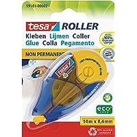 Roller effaceur rechargeable colle non permanente 14m 8,4 mm EcoLogo