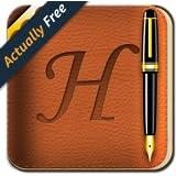 Handrite Pro - Notizblock für handschriftliche Notizen