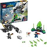 LEGO DC Super Heroes Superman & Krypto Team-Up 76096 Superheldenspielzeug für Kinder