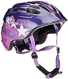 Cratoni Kinder Fahrradhelm Akino, Star Purple/Pink Glossy, M