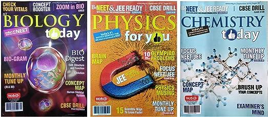 MTG MATHEMATICS PHYSICS CHEMISTRY & BIOLOGY TODAY MONTHLY