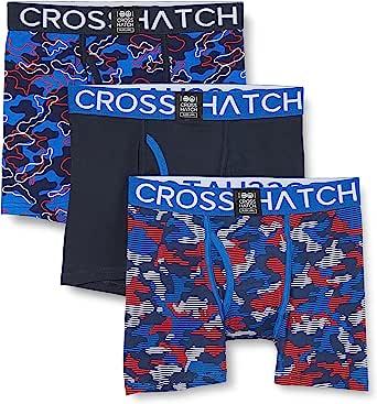 Crosshatch Men's Linamo Boxer Shorts