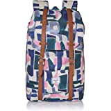Herschel Retreat Backpack, Abstract Block, Mid-Volume 14.0L