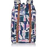 Herschel Retreat Backpack, Abstract Block, Mid-Volume 14.0L, Retreat Backpack