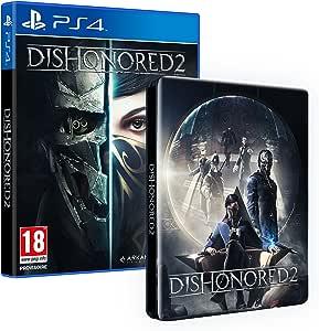 Dishonored 2 + Steelbook