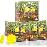 Zutec - Ananas Juice Kapslar - Kompatibel med Nescafé Dolce Gusto® * kaffemaskiner - 3 Fall med 12 kapslar - 36 kapslar