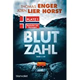 Blutzahl: Thriller - Der Nr.-1-Bestseller aus Norwegen