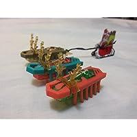 HEXBUG 5 x Creatures Nano Micro Robotiques - ALEATOIRE - Style et Couleur Peuvent Varier