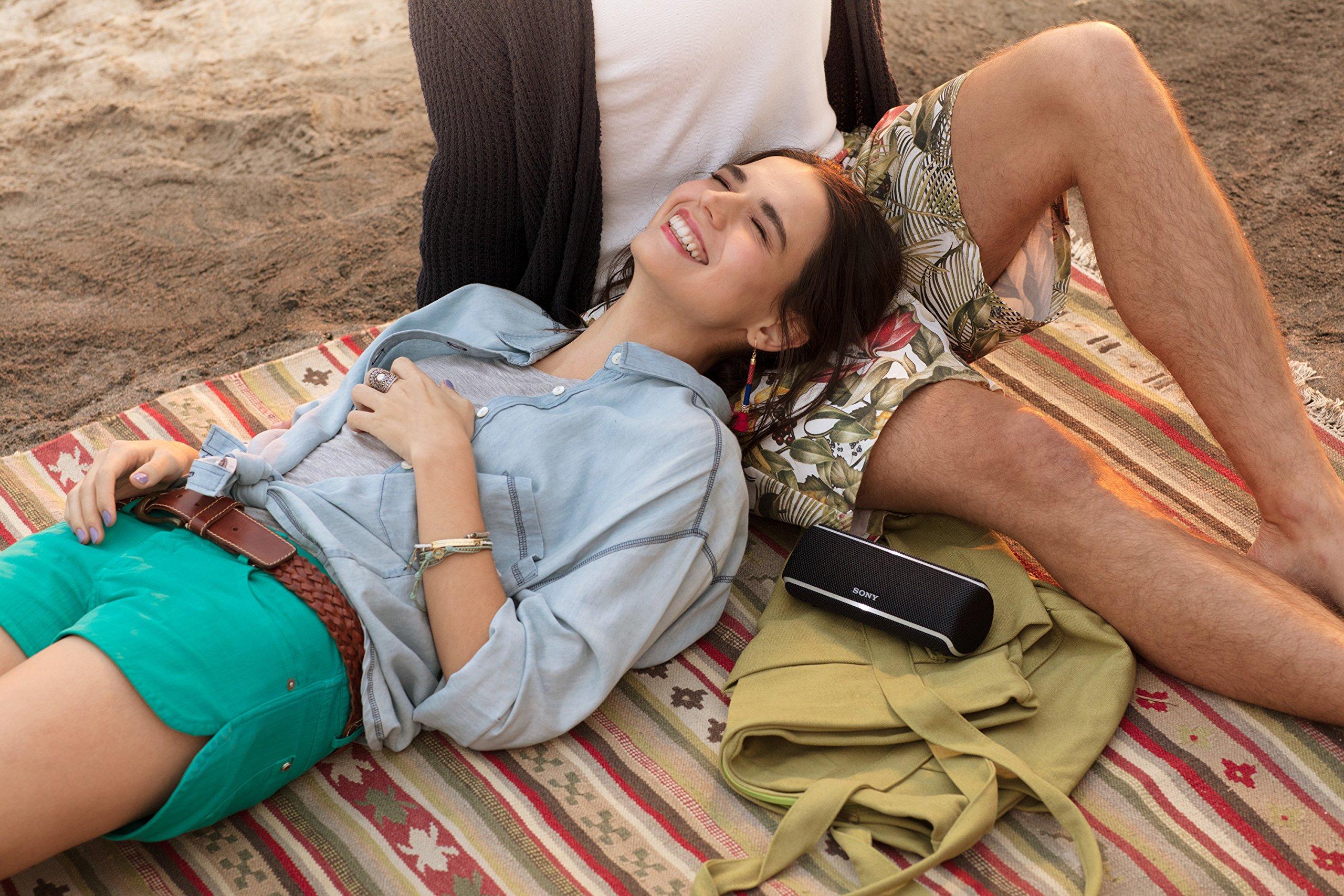 Sony Portable Wireless Waterproof Speaker 7