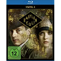 Babylon Berlin - Staffel 3 [Blu-ray]