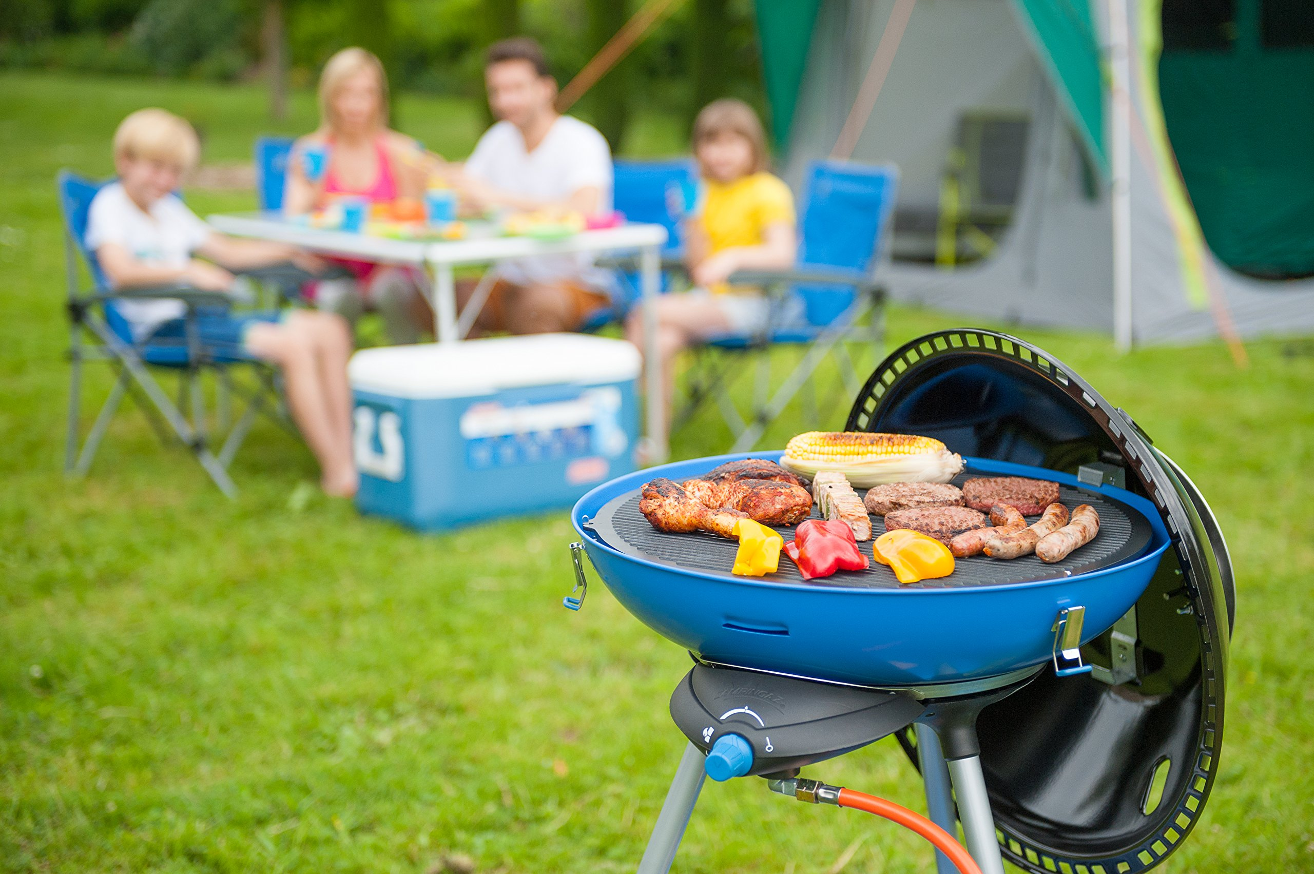 Campingaz, All in One portable Camping BBQ 18