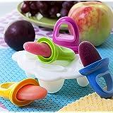 Nuby ID5438 Garden Fresh Stampini per ghiaccioli