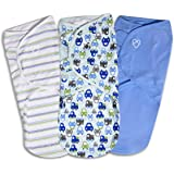 SwaddleMe Original Swaddle 3 Pieces, Large - Pack of 1