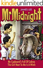 Mr Midnight #52: My Cupboard's Full Of Cobras; The Girl Next To Me Is A Witch
