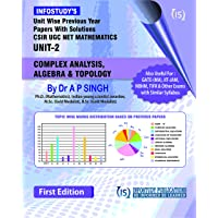 Unit-wise Previous Year Papers with Solutions CSIR UGC NET MATHEMATICS UNIT-2