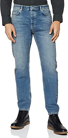 find. Men's Tapered Slim Fit Jeans