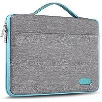 """HSEOK Laptophülle für 15 15,6 16 Zoll MacBook Pro 15"""" 16"""", Stoßfeste Wasserdicht Notebook Schutzhülle für die meisten 15…"""