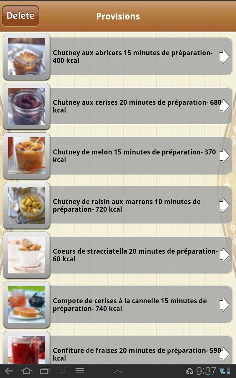 Cuisine suisse appstore pour android for Cuisine 3d pour android