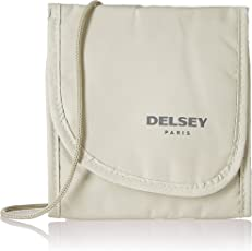 Delsey Beige Neck Pouch (394031017)