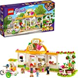 LEGO 41444 Friends Cafetería Orgánica de Heartlake City Juguete de Construcción para Niños y Niñas +6 años con Mini Muñecas