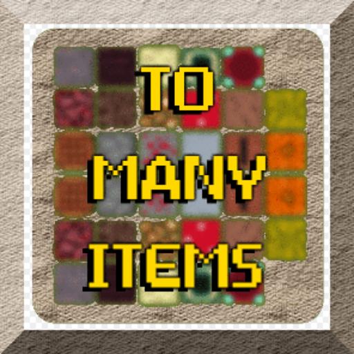 mods: too many items for pe