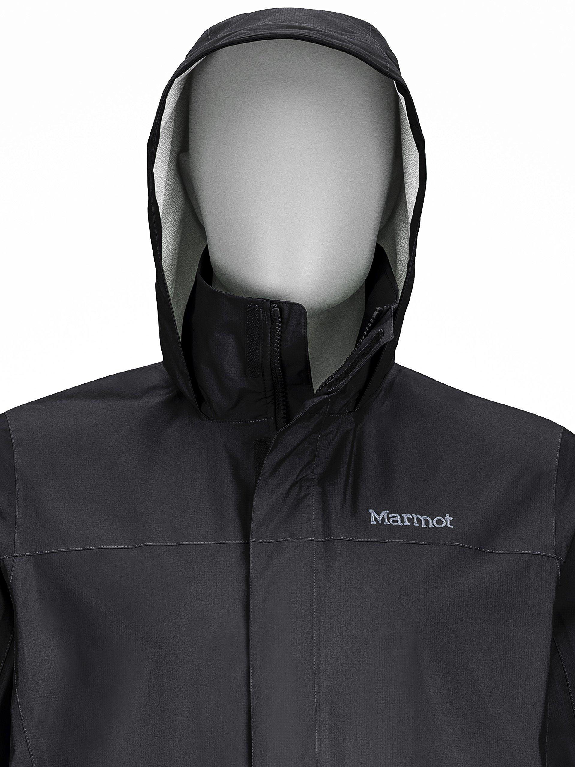 91AV%2BOkrpLL - Marmot PreCip Lightweight Raincoat, Men, Waterproof, Windproof & Breathable