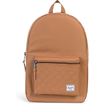 db6d52b472d Herschel Settlement Backpack – Caramel Quilted