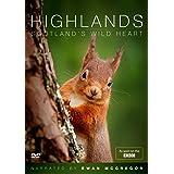 Highlands - Scotland'S Wild Heart [Edizione: Regno Unito] [Edizione: Regno Unito]