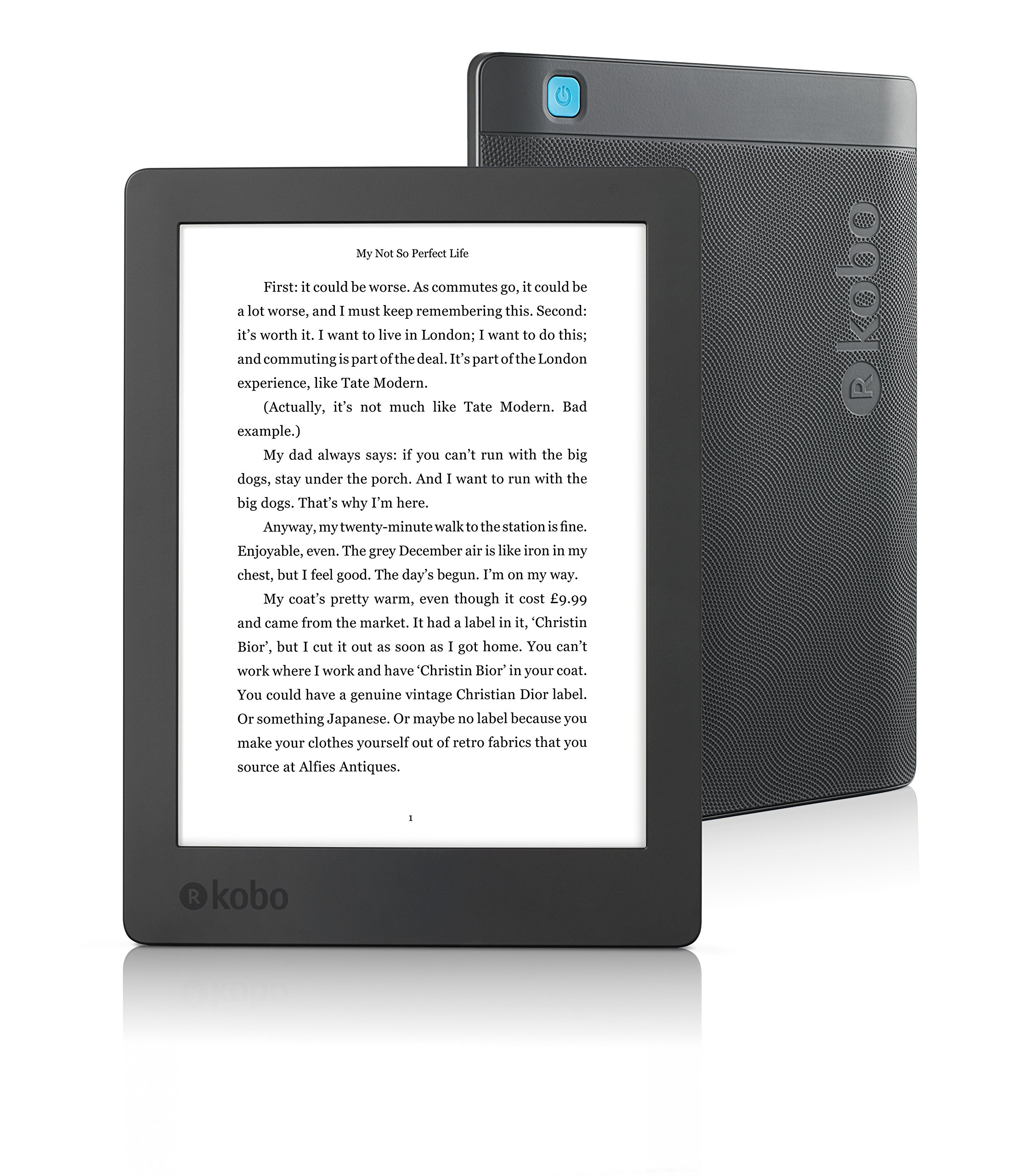 KOBO Aura H2O Edition 2 eBook