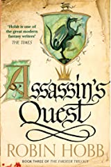 Assassin's Quest: Keystone. Gate. Crossroads. Catalyst. (The Farseer Trilogy, Book 3) Kindle Edition