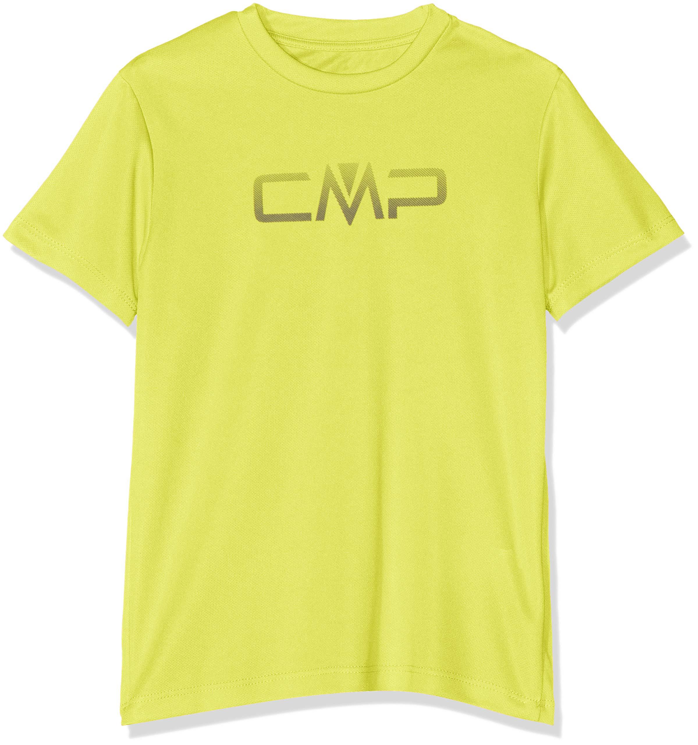 CMP Jungen T-Shirt, Limeade, 116