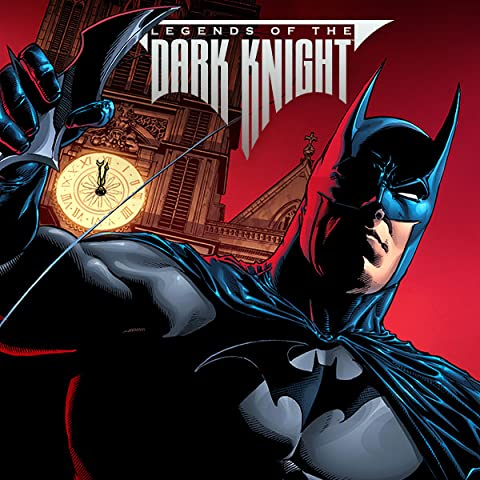 Legends of the Dark Knight (2012-2015) (Collections) (5 Book Series)