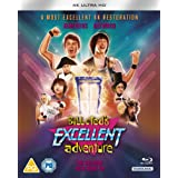 Bill & Ted's Excellent Adventure 4K [Blu-ray] [2020]