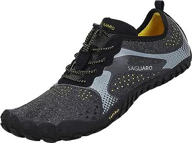 SAGUARO Barefoot Shoes Minimalist Trail Running Shoes Unisex