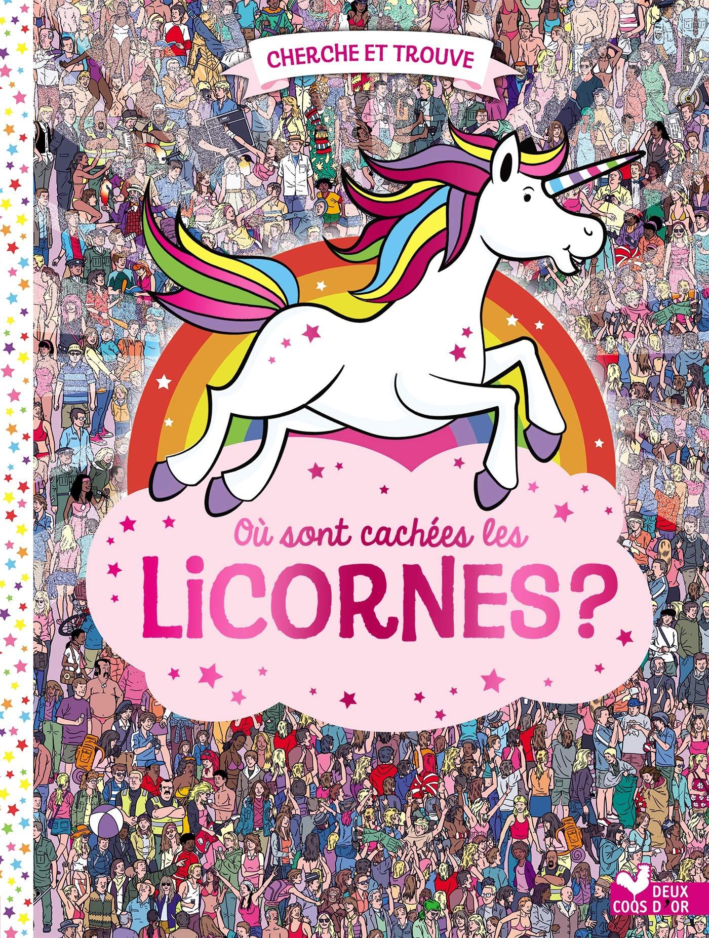 Où sont cachées les licornes ? por Paul Moran