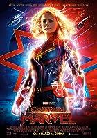 Captain Marvel brd ( Blu Ray)