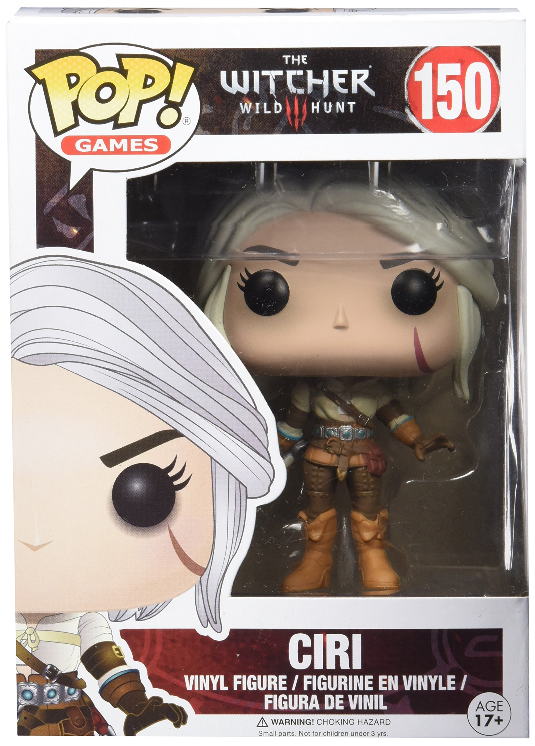 Funko Pop Ciri (The Witcher III 150) Funko Pop The Witcher