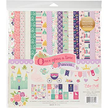 Echo Park CAPTURE LIFE Color 12x12 Collection Kit Planner Scrapbook Family