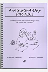 A-Minute-A-Day Phonics (Minute-a-day S.) Spiral-bound
