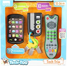 KURIO DES0889 - Tech Too 3-er Set