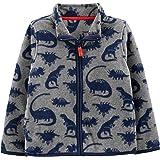 Simple Joys by Carter's Full-Zip Fleece Jacket Niños
