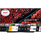 LG Electronics OLED55B9PLA 55-Inch UHD 4K HDR Smart OLED TV with Freeview Play - Black colour (2019 Model) [Energy Class A] with Alexa built-in