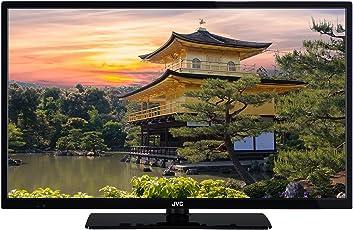JVC LT-39V2100 99 cm (39 Zoll) Fernseher (Full HD, Triple Tuner, HEVC Codec (H.265), 300 PPI, PVR-Ready)
