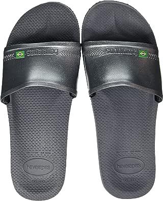 Havaianas Unisex Adult's Slide Brasil Flip-Flops