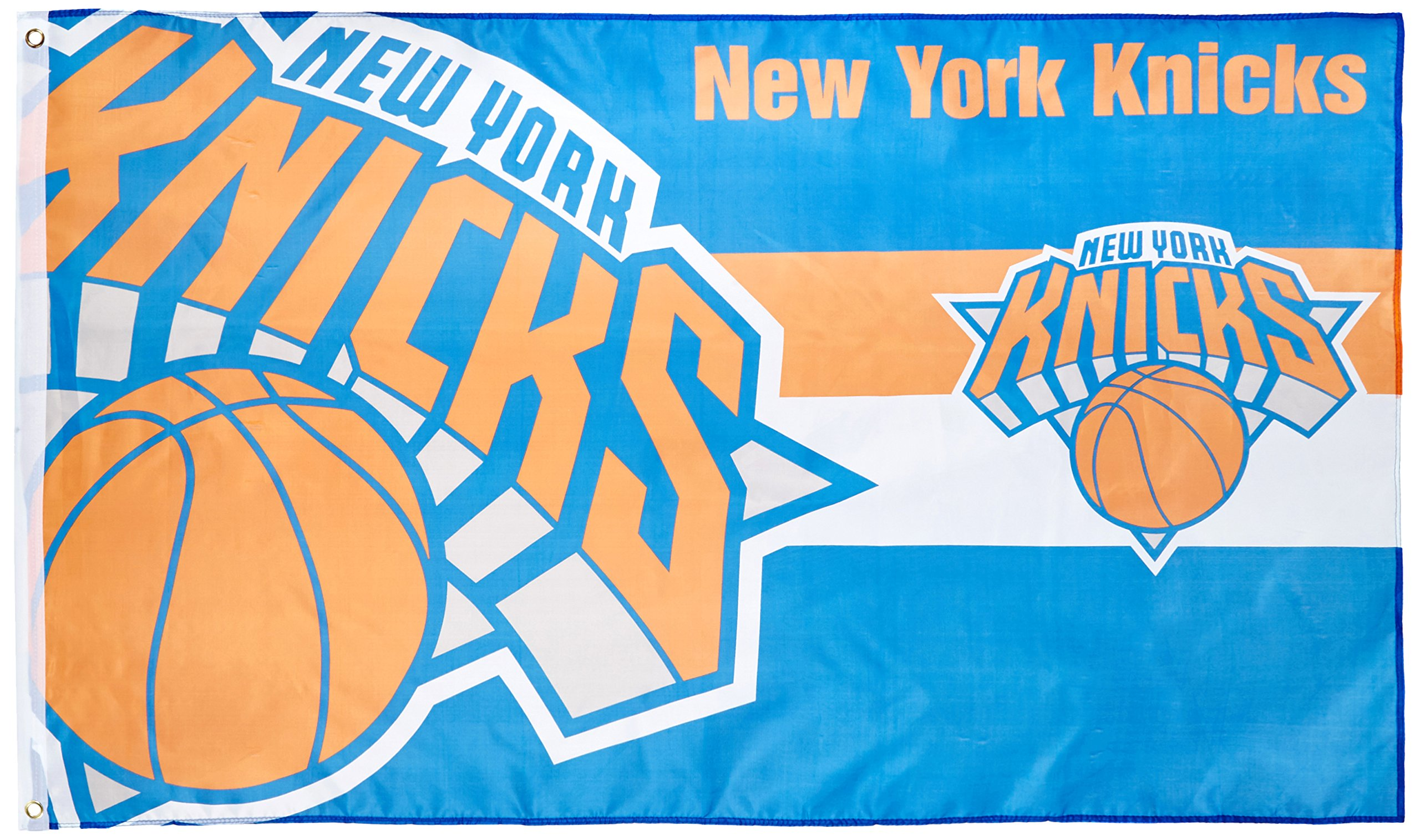 Forever Collectibles Bandierina New York Knicks, Multicolore (Mehrfarbig)