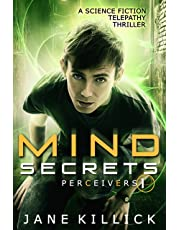 Mind Secrets: A Science Fiction Telepathy Thriller (Perceivers Book 1)